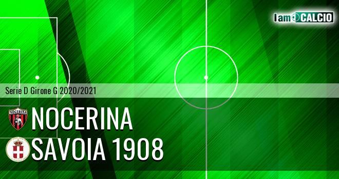 Nocerina - Savoia 1908