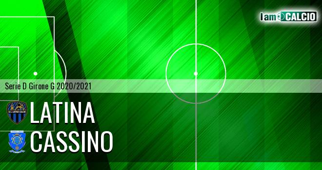 Latina - Cassino