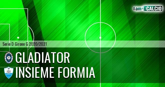 Gladiator - Insieme Formia