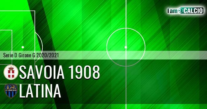 Savoia 1908 - Latina