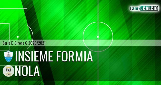Insieme Formia - Nola