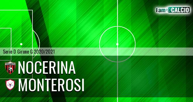 Nocerina - Monterosi