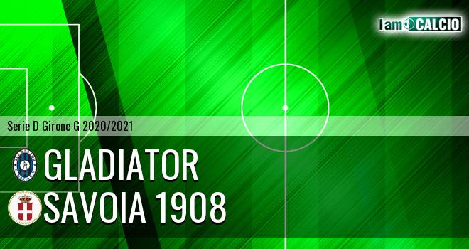 Gladiator - Savoia 1908