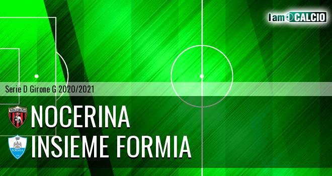 Nocerina - Insieme Formia