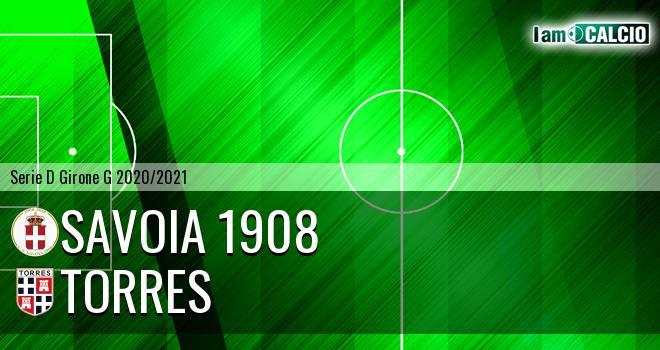 Savoia 1908 - Torres