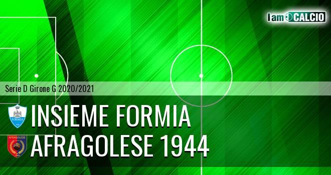 Insieme Formia - Afragolese 1944