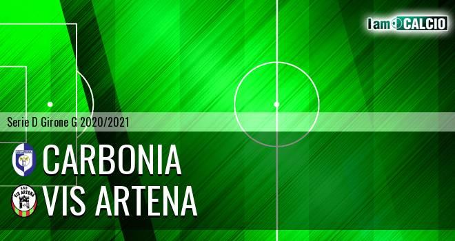 Carbonia - Vis Artena