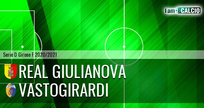 Real Giulianova - Vastogirardi