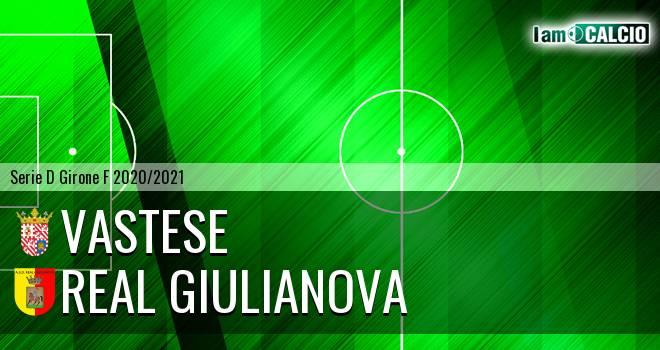 Vastese - Real Giulianova 3-0. Cronaca Diretta 04/10/2020