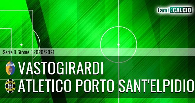 Vastogirardi - Atletico Porto Sant'Elpidio
