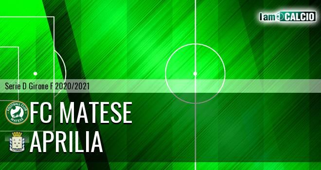 FC Matese - Aprilia