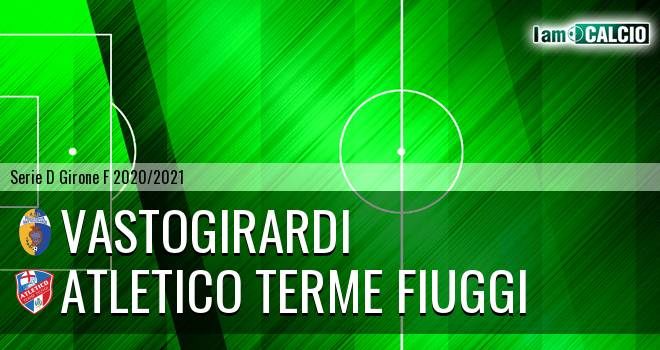 Vastogirardi - Atletico Terme Fiuggi