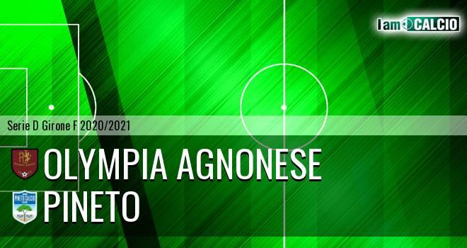 Olympia Agnonese - Pineto