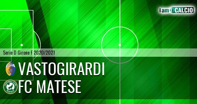 Vastogirardi - FC Matese