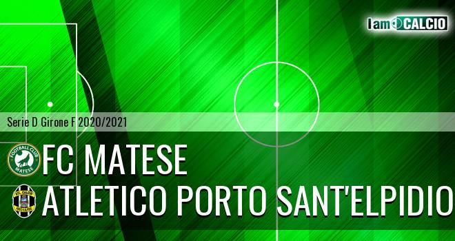FC Matese - Atletico Porto Sant'Elpidio