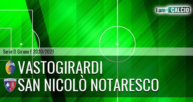 Vastogirardi - San Nicolò Notaresco