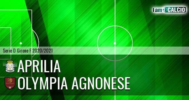 Aprilia - Olympia Agnonese