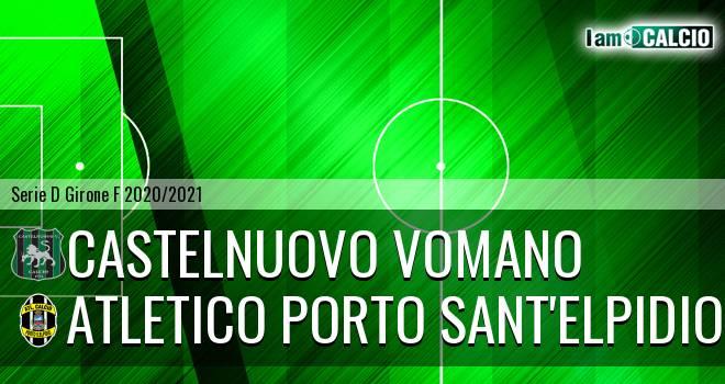 Castelnuovo Vomano - Atletico Porto Sant'Elpidio