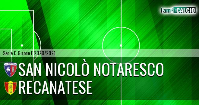 San Nicolò Notaresco - Recanatese