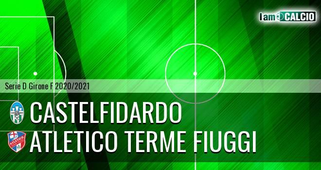 Castelfidardo - Atletico Terme Fiuggi