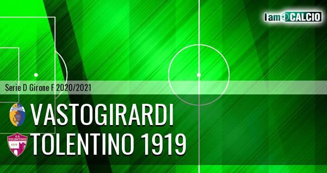 Vastogirardi - Tolentino 1919