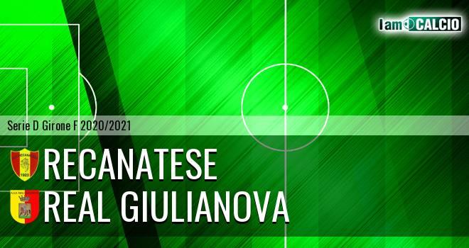 Recanatese - Real Giulianova