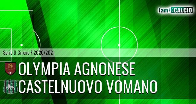 Olympia Agnonese - Castelnuovo Vomano