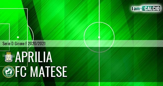 Aprilia - FC Matese