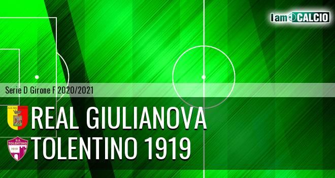 Giulianova - Tolentino 1919