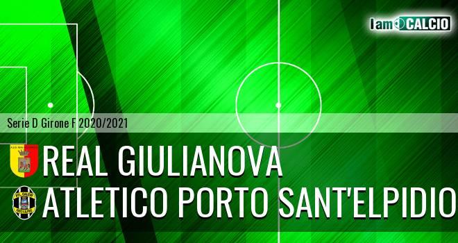 Real Giulianova - Atletico Porto Sant'Elpidio