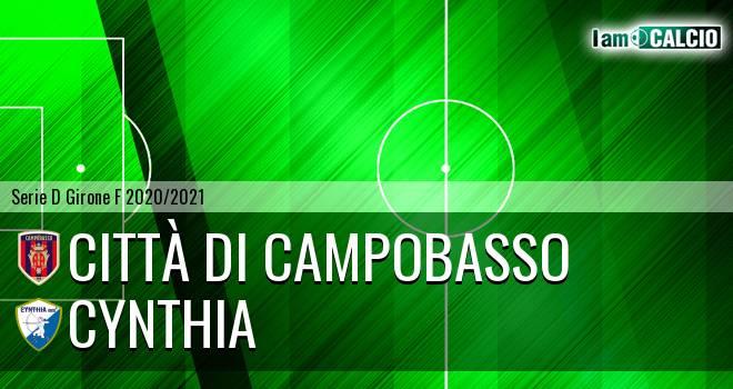 Città di Campobasso - Cynthia
