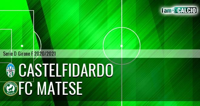 Castelfidardo - FC Matese