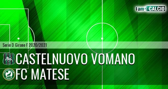 Castelnuovo Vomano - FC Matese