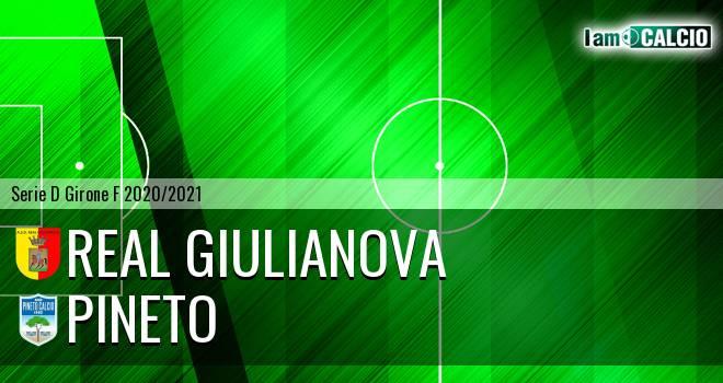 Real Giulianova - Pineto