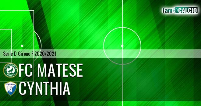 FC Matese - Cynthialbalonga