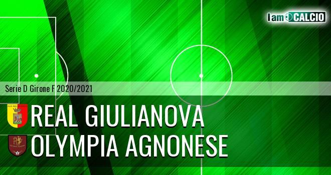 Giulianova - Olympia Agnonese