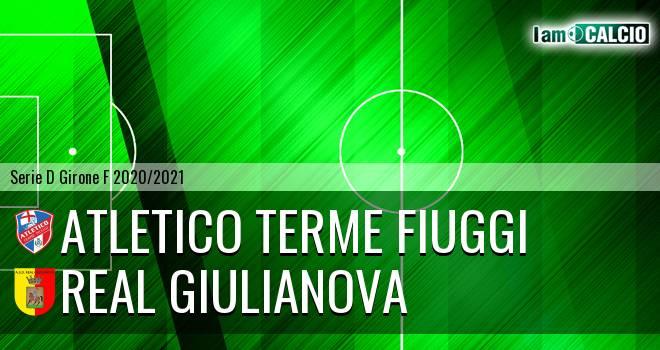 Atletico Terme Fiuggi - Real Giulianova