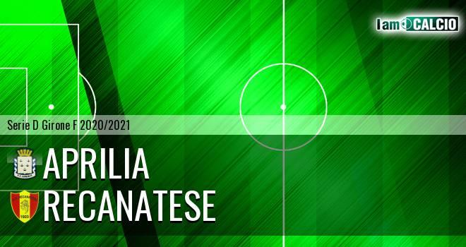 Aprilia - Recanatese