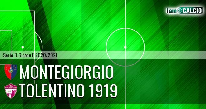Montegiorgio - Tolentino 1919