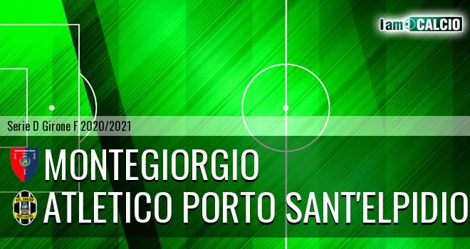 Montegiorgio - Atletico Porto Sant'Elpidio