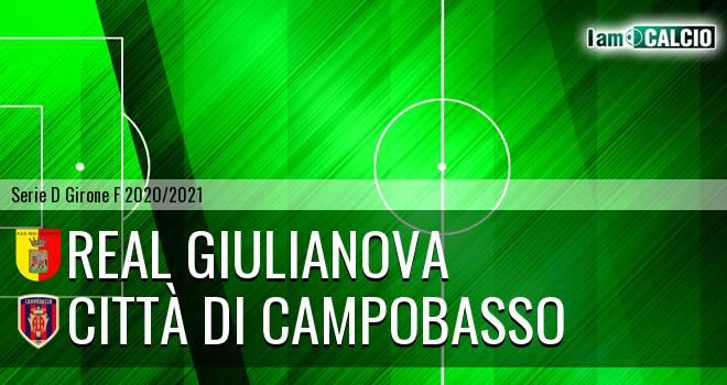 Giulianova - Città di Campobasso