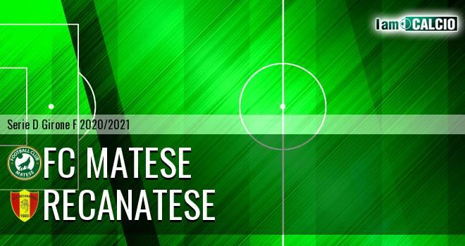 FC Matese - Recanatese