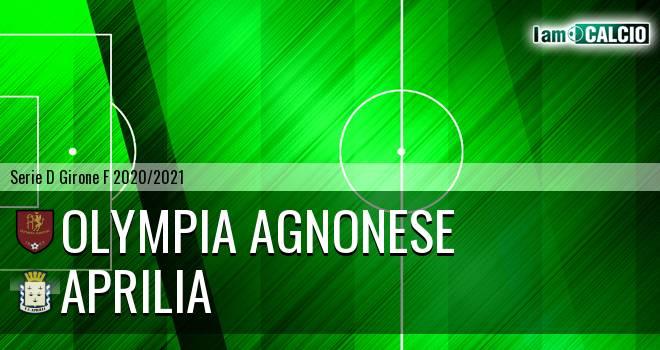 Olympia Agnonese - Aprilia