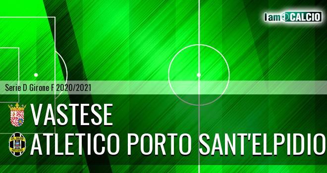 Vastese - Atletico Porto Sant'Elpidio