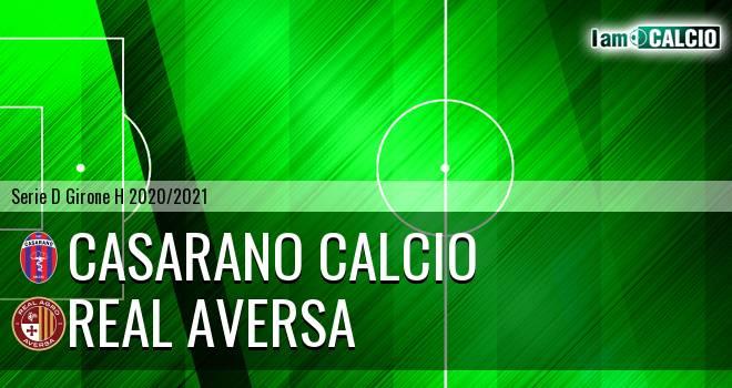 Casarano Calcio - Real Agro Aversa