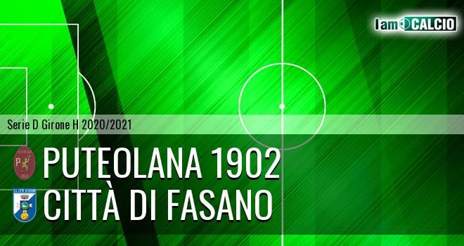 Puteolana 1902 - Citta' di Fasano