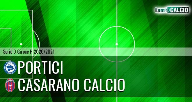 Portici - Casarano Calcio