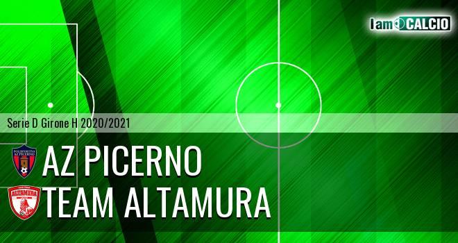 AZ Picerno - Team Altamura