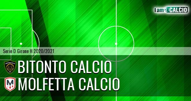 Bitonto Calcio - Molfetta Calcio