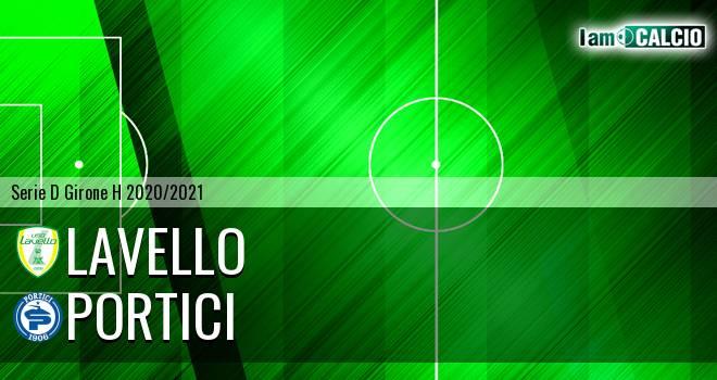 Lavello - Portici